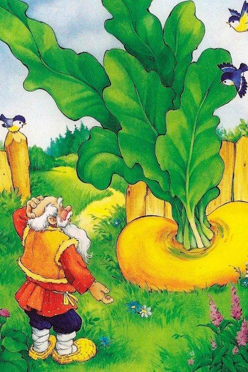 """Драматизация сказки """"Репка"""" младшая группа №7 показала для детей младшей группы №6"""