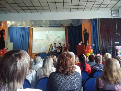 Фестиваль логопедической службы Забайкальского края