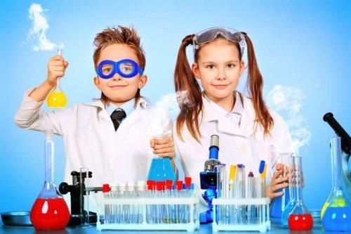 Эксперименты в детском саду - это интересно