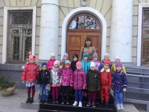 Музейная педагогика в детском саду