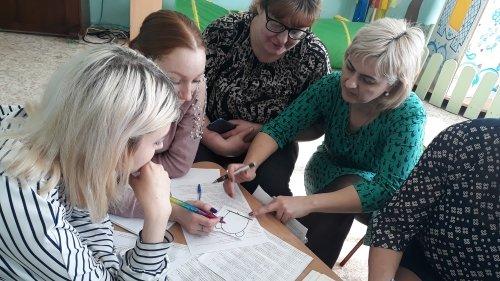 Воркшоп для педагогов в  форме деловой  игры  «Интерактивные формы  работы с кадрами как фактор повышения качества образовательного процесса в ДОУ»