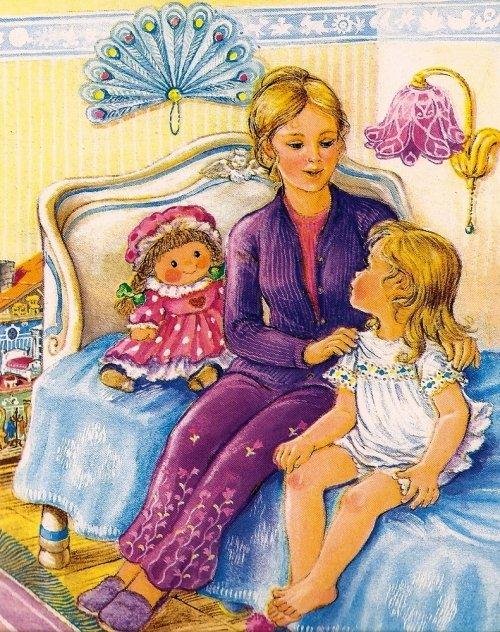 """Челлендж """" Сказка для сына и дочки"""""""