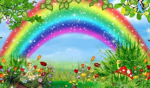Разноцветные странички лета