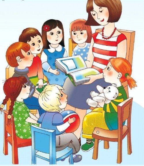 наши педагоги делились своими знаниями и умениями на открытых занятиях по развитию речи