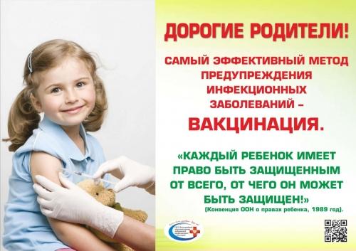 Европейская неделя иммунизации 2019г.