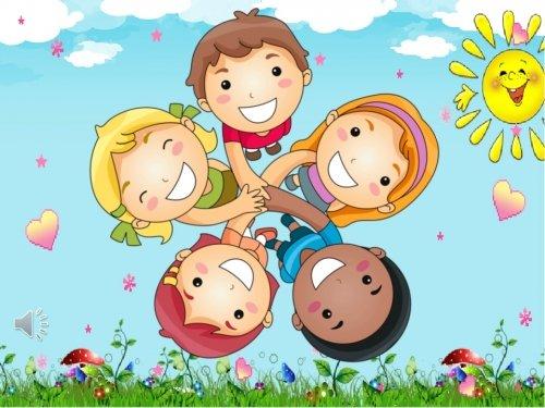 Смотрим мультфильмы о дружбе