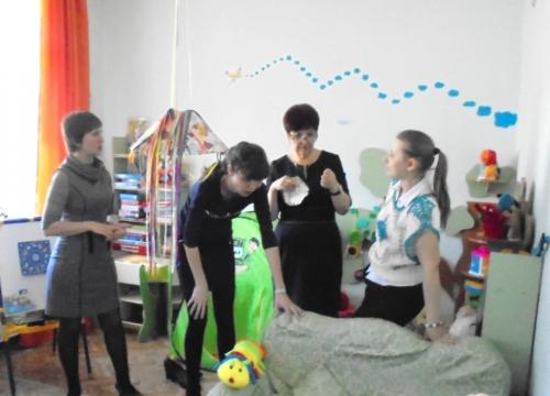Сегодня 21 марта прошел очный этап конкурса на лучший кабинет педагога-психолога