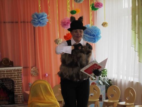 Спектакль-коллаж по сказкам Г.Х. Андерсона показали ребята подготовительной группы