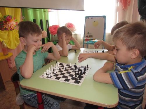 Итоги шахматного турнира