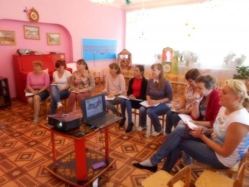 Установочный Совет педагогов