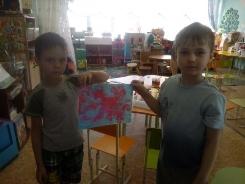 Художественная деятельность воспитанников
