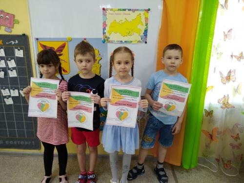 Отборочный тур конкурса чтецов о родном городе прошел в детском саду!