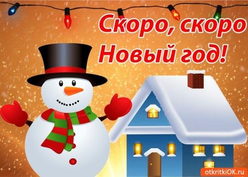 Скоро, скоро новый год!!!