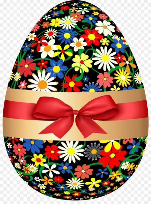 НОД «ХЭР» (по рисованию) «Пасхальное яйцо».
