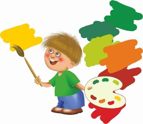 """Занятие по художественно-эстетическому развитию на тему: """"Рисование красками на пищевой пленке """""""